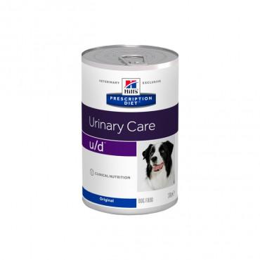 Hill's u/d Urinary Care Cão - Em patê