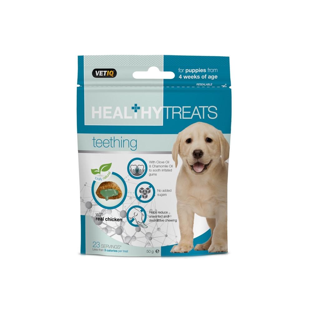 Healthy Treats Teething para cachorro