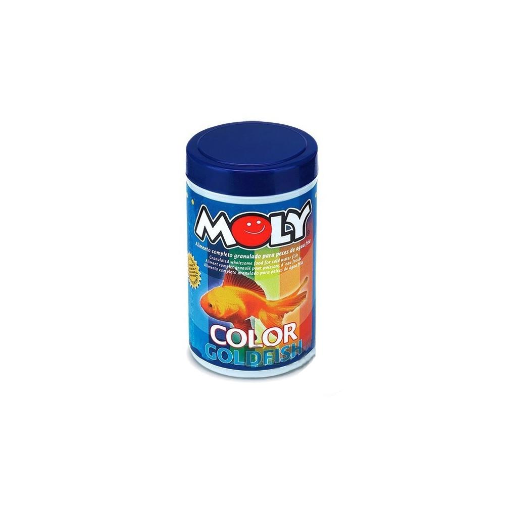 Moly Goldfish Color Granulado