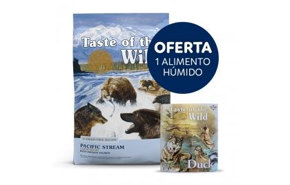 Taste of the Wild Pacific Stream Cão Adulto
