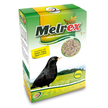 Melrex Alimento para melros