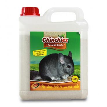 CHINCHIEX - Areia p/ Chinchilas 1250gr