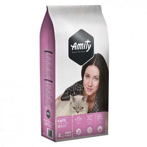 Amity Eco Line Meats Gato adulto
