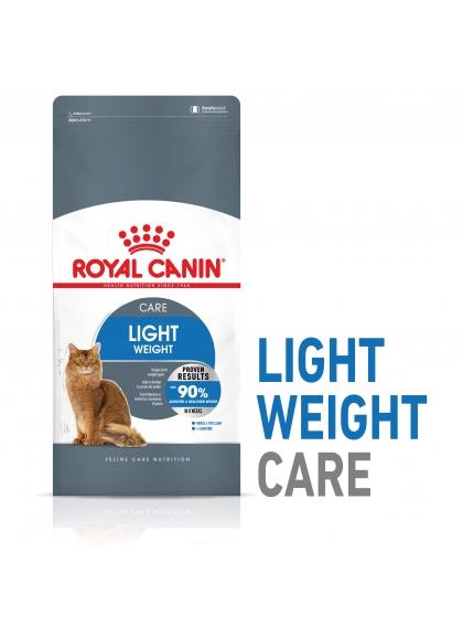 Royal Canin Light Weight Care Ração seca para gato controle de peso