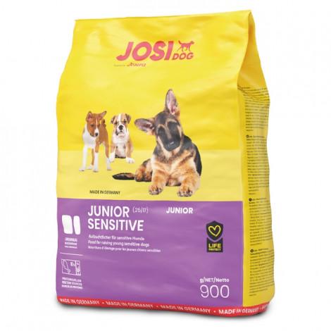 JosiDog Junior Sensitive Cão puppy