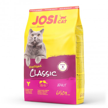 JosiCat Sterilised Classic Gato adulto