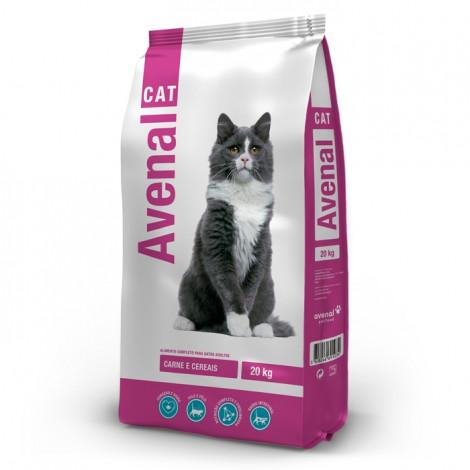 Avenal Gato adulto - Carne