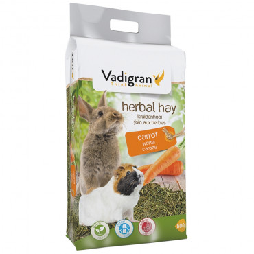 VADIBED - Feno natural com cenoura