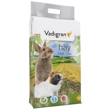 Feno natural para roedores - Vadigran