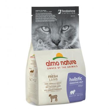Almo Nature Holistic Digestive Help Gato adulto - Borrego