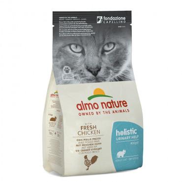 Almo Nature Holistic Urinary Help Gato adulto - Frango