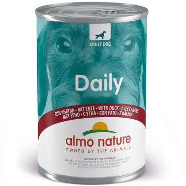 Almo Nature Daily Cão - Húmido de Pato