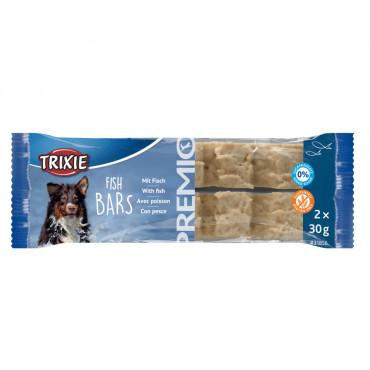 Trixie Premium Fish Bars Snacks de bacalhau para cães