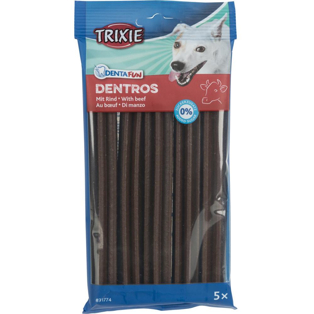 Trixie Dentafun Dentros Sticks de vaca para cães