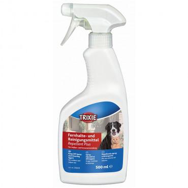 Trixie Keep Off Plus Repelente e agente de limpeza