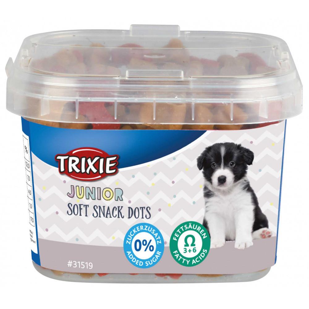 Trixie Junior Soft snack bones com ómega-3 Puppy