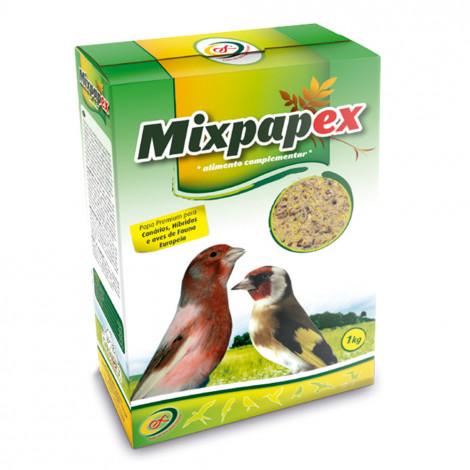 Mixpapex Papa premium para canários