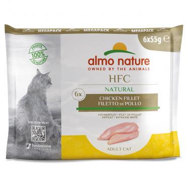 Almo Nature HFC Natural Gato - Multipack Frango