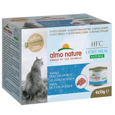 Almo Nature HFC Natural Light Gato - Atum do atlântico