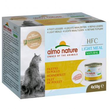 Almo Nature HFC Natural Light Gato - Filé de frango