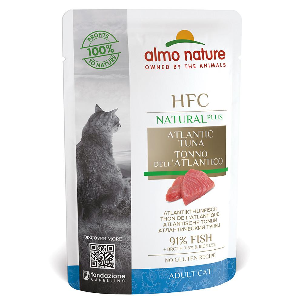 Almo Nature HFC Natural plus Gato - Atum do atlântico