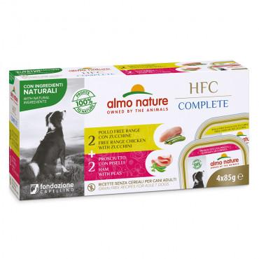 Almo Nature HFC Complete Cão - Multipack Carnes brancas