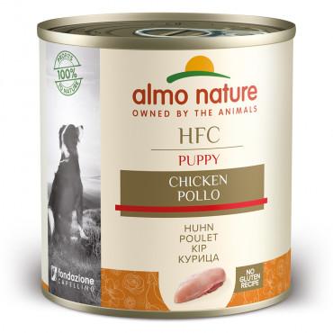 Almo Nature FC Cão Puppy - Frango