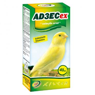 Ad3ecex Vitamínico AD3EC para aves