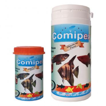 Comipex Alimento para peixes de água quente