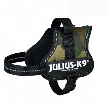 Julius K-9 Peitoral para cão - Camuflado