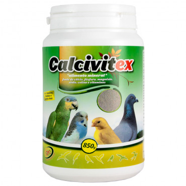 Calcivitex Alimento mineral para aves