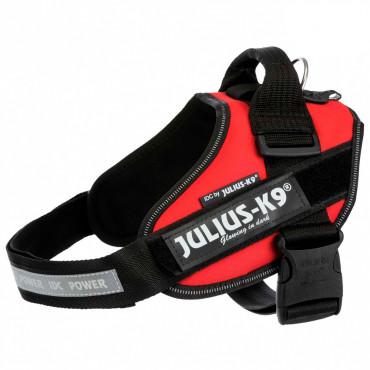Julius K-9 IDC Peitoral para cão - Vermelho