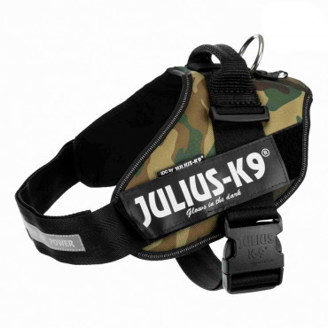 Julius K-9 IDC Peitoral para cão - Camuflado