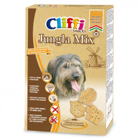 Cliffi Jungla Mix Snacks para cão