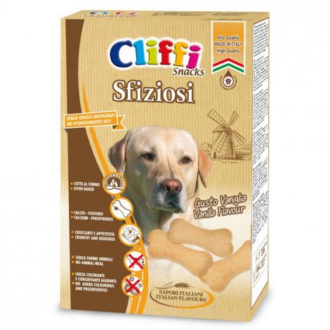 Cliffi Sfizios Snacks de baunilha para cão