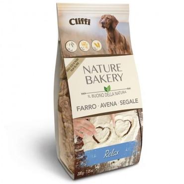 Cliffi Nature Bakery Relax Snacks para cão