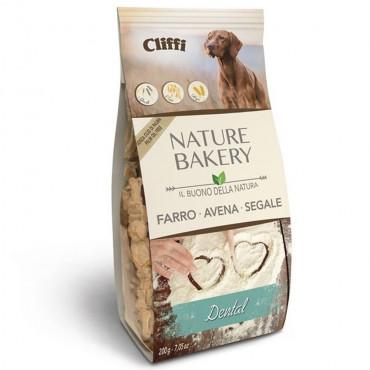 Cliffi Nature Bakery Dental Snacks para cão