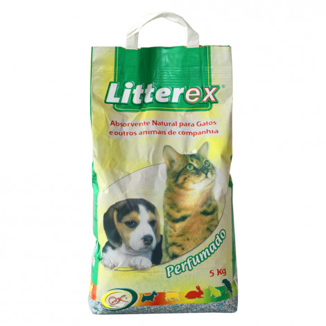 Litterex Absorvente natural perfumado