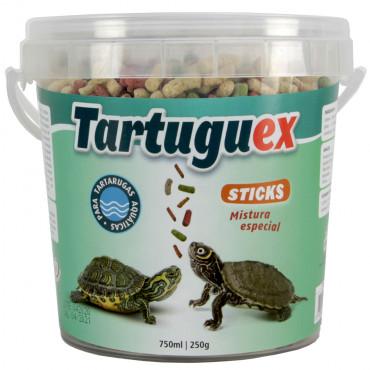 Tartuguex Sticks Alimento para tartarugas