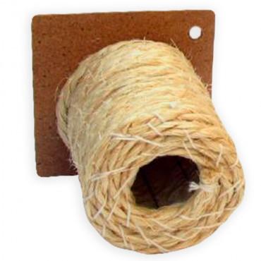 Ex Ninho em corda branca