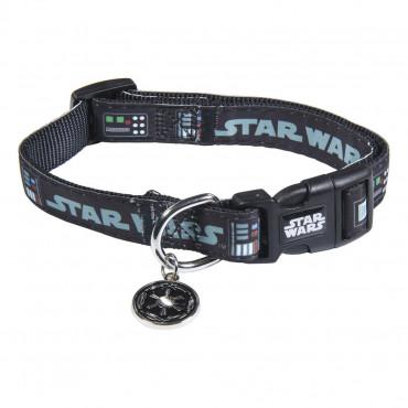 Star Wars Coleira Darth Vader para cão