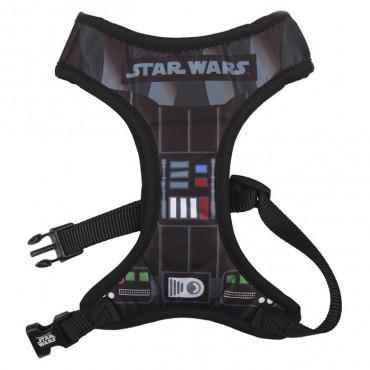 Star Wars Peitoral Darth Vader para cão