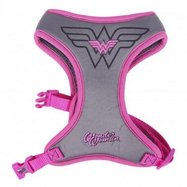 Warner Bros Peitoral Wonder Woman para cão