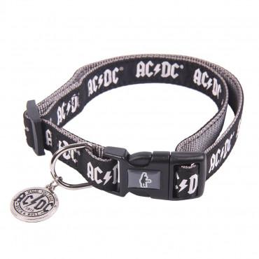 Coleira ACDC para cão
