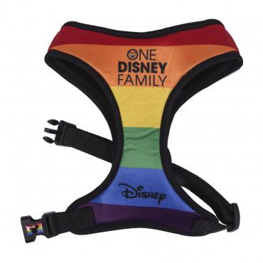 Disney Peitoral Disney Pride para cão