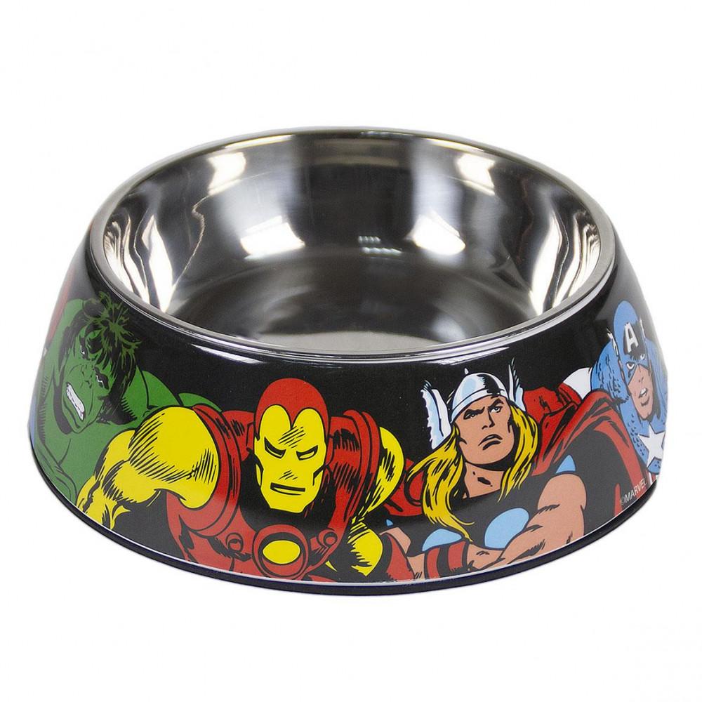 Marvel Taça Super Heros para cão