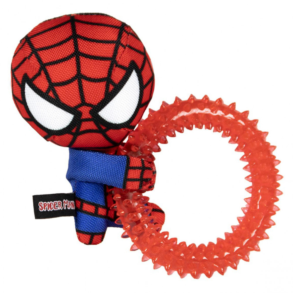 Marvel Mordedor Spider-Man para cães