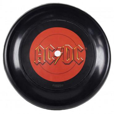 Disco AC/DC para cão