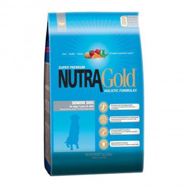 Nutra Gold Senior Dog