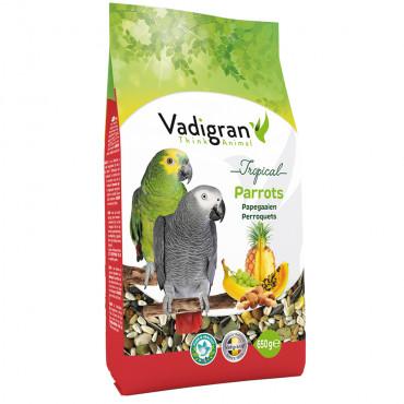 Vadigran Mistura Tropical para papagaios